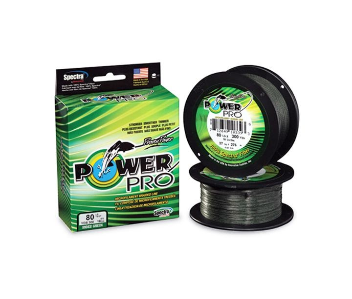 Power Pro Moss Green 275м